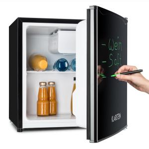 Spitzbergen Aca Refrigerator 40 l A + 2 Levels Ice Compartment Black