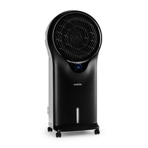 Whirlwind 3-in-1 Air Conditioner Fan Air Cooler Air Humidifier Black