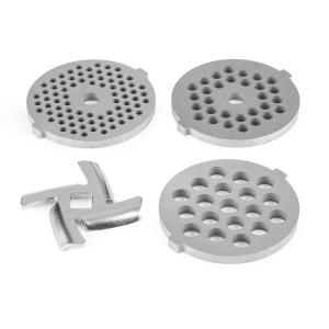 Lucia 4-piece Perforated Disc Set