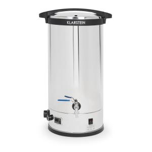 Füllhorn Mash Kettle 2500W 30L LED Display Timer 304-Stainless Steel