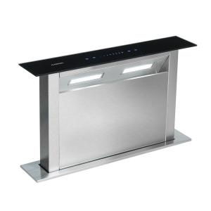 Klarstein Royal Flush Downdraft Cappa Aspirante 430 m³/h 60 cm