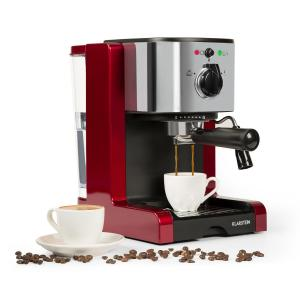 Passionata Rossa 15 Espresso Machine 15 bar Capuccino Milk Foam red