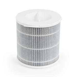 Arosa Filter 3 Components Prefilter HEPA H11 Carbon Filter White