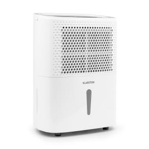 DryFy 10 Déshumidificateur d'air Compression 10l/24h 240W Minuterie -blanc