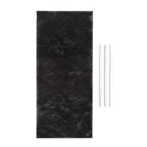 Klarstein Royal Flush 60 Activated Carbon Filter Filter Mat 37.5x16.7 cm