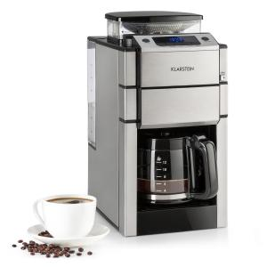 Aromatica X Coffee Machine Grinder Glass Jug Aroma + Stainless Steel