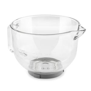 Klarstein Bella Glass Bowl Accessories for Bella 2G Food Processors