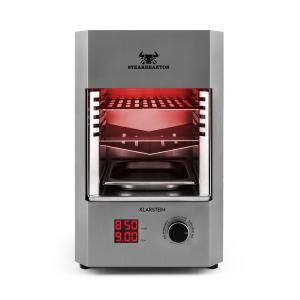 Steakreaktor 2.0 - Stainless Steel Edition - Indoor Grill 1600W 850 ° C