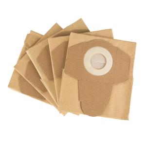 Klarstein Vacuum Cleaner Bags for Reinraum 2G Wet-Dry Vacuum Cleaner 5-pc Paper