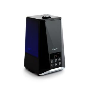 Klarstein VapoAir Onyx Humidificateur d'air 5,5L écran tactile 110W - noir