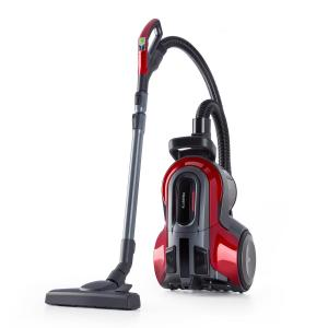 Klarstein Clean King Ergo Cyclone Vacuum Cleaner 800W Bagless HEPA13 EEC-A Grey / Red