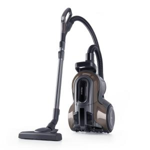 Klarstein Clean King Ergo Cyclone Vacuum Cleaner Bagless HEPA13 EEC-A Grey / Silver