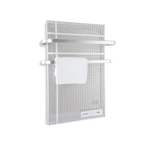 Klarstein Hot Spot Wave warmtepaneel 51x80cm 20m² 1000W traploos IP24 aluminium