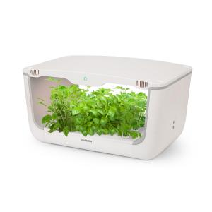 Klarstein GrowIt Farm Smart Jardin hydroponique 28 plantes 8 litres 48W 196x LED