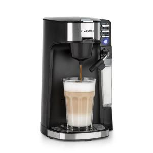 Klarstein Baristomat 2-in-1 Fully Automatic Coffee & Tea Maker Milk Foam 6 Programmes