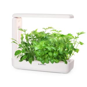 Klarstein GrowIt Cuisine Smart Indoor Garden 12 Plants 25W LED 2 Litres