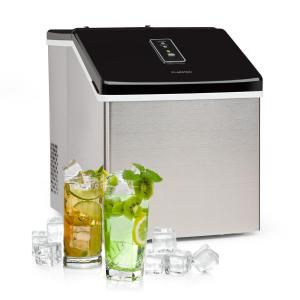 Klarstein Clearcube Ice Cube Machine Clear Ice 13kg / 24h Stainless Steel Black