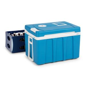 Klarstein BeerPacker Caisson isotherme 50L maintien froid / chaud A +++ - Bleu