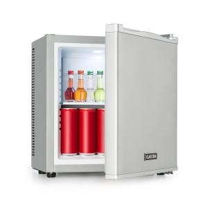 Secret Cool, mini hladilnik, minibar, 13 l, razred A +, 0 dB, srebrna