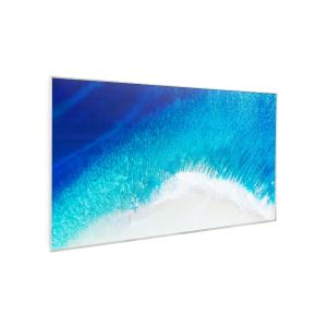 Klarstein Wonderwall Air Art Beach Chaufage mural  infrarouge 101x 60cm 600W