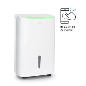 Klarstein DryFy Connect 40 Dehumidifier WiFi Compression 40l / d 35-45m² White