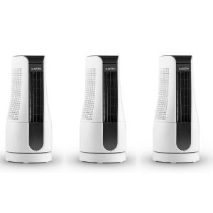 Skyscraper Office Set 3 Ventilateurs colonnes 16W blanc