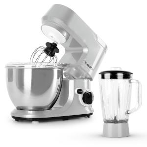 Carina Argentea Set 800W Food Processor Plus 1.5L Blender Pitcher
