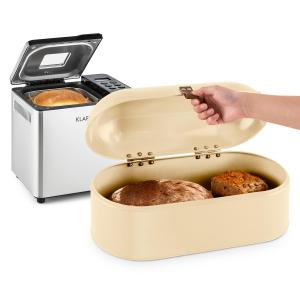 Cookie Monster Bread Baking Set 550W Bread Maker 14.5 Litre Bread Box