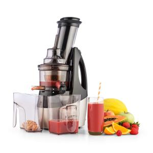 Juicinator Slow Juicer 240 W 65 RPM black