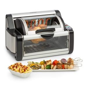 Rollywood Rotisserie Grill Oven 1200W