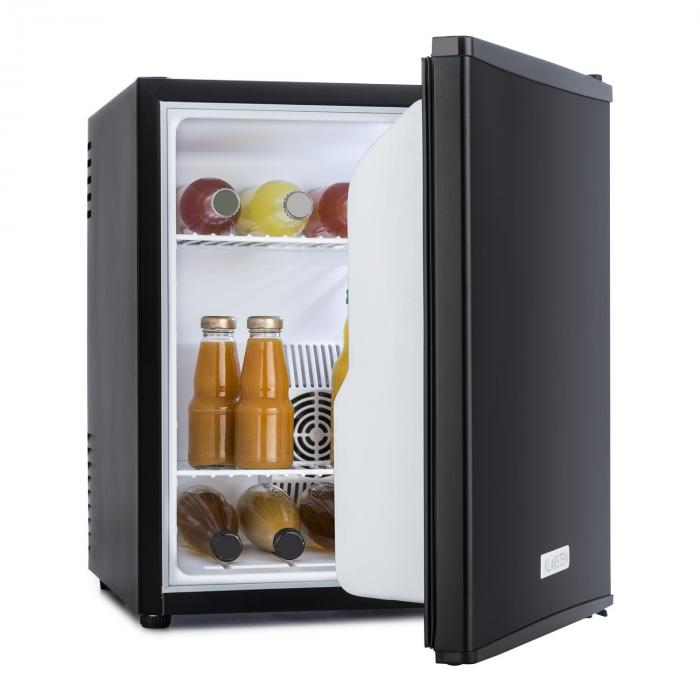 mks 5 minibar fridge 40 l black cooler refrigerator klarstein. Black Bedroom Furniture Sets. Home Design Ideas