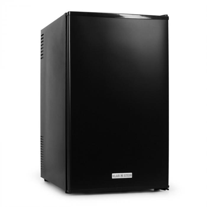 mks 9 minibar r frig rateur frigo 66 litres noir noir klarstein. Black Bedroom Furniture Sets. Home Design Ideas