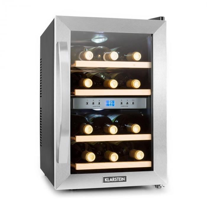 Reserva 34 Wine Fridge And Cooler 12 Bottles 34 Litre