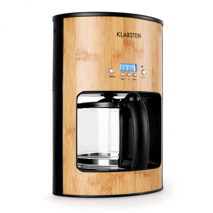 Bamboo Garden Coffee Maker