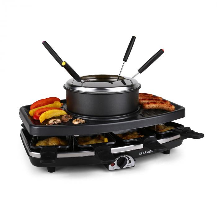 Entrecote-Fondle Raclette Grill