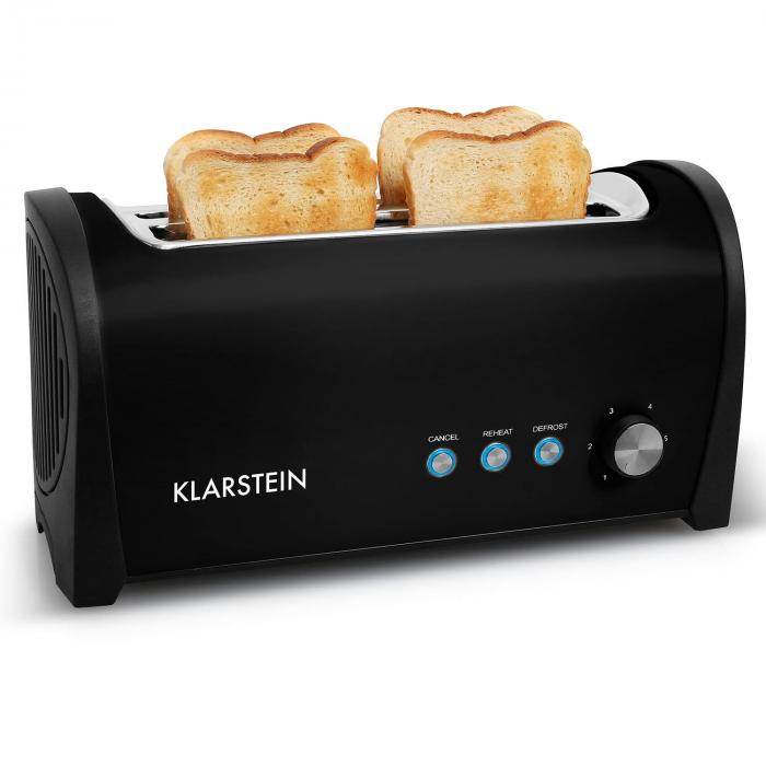 Cambridge Double Long Slot Toaster
