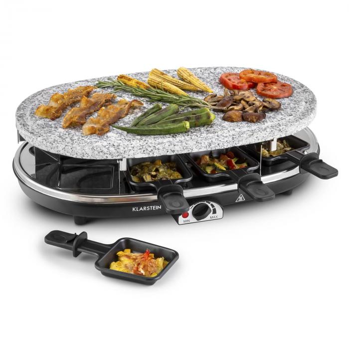 Steaklette raclette grill