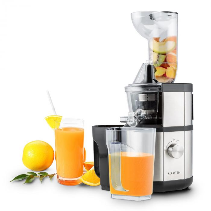 Fruitberry Extracteur de jus Slow Juicer sans BPA