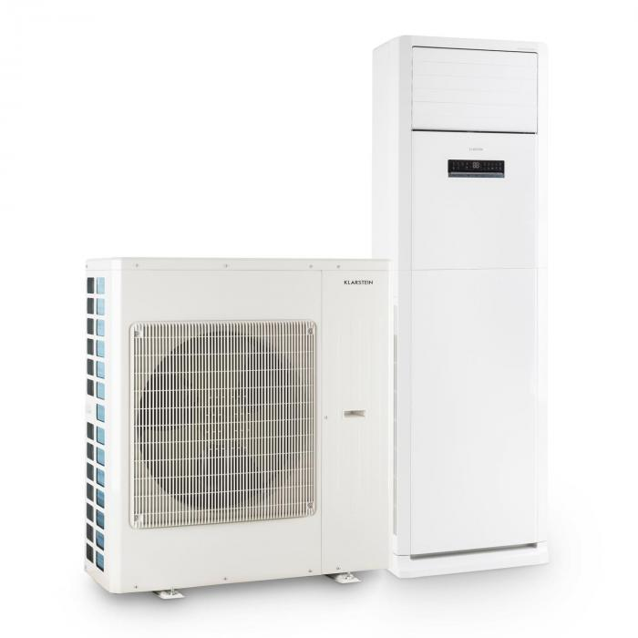koloss inverter split stand air conditioner a 40000 btu. Black Bedroom Furniture Sets. Home Design Ideas