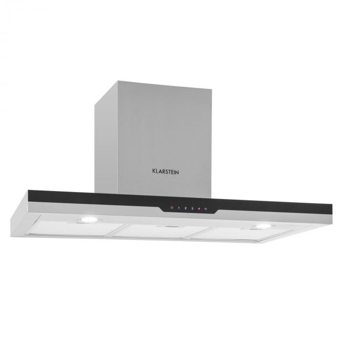 finessa cooker extraction hood stainless steel 90cm wall. Black Bedroom Furniture Sets. Home Design Ideas