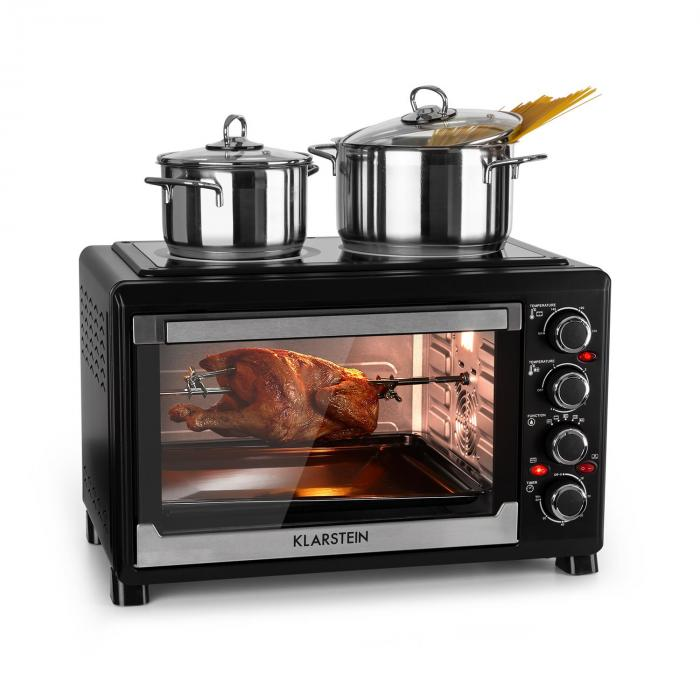 Masterchef Mini four minuterie 60 min 38L Table de cuisson ... e1a4ec030ac2