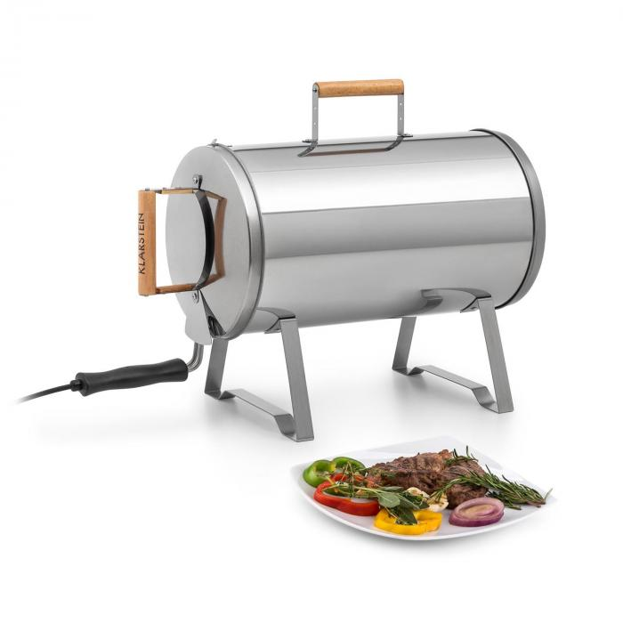 Gourmet Barrel Smoker