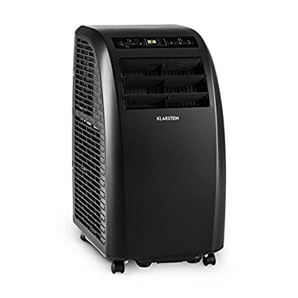 Metrobreeze Rome Air Conditioner Black