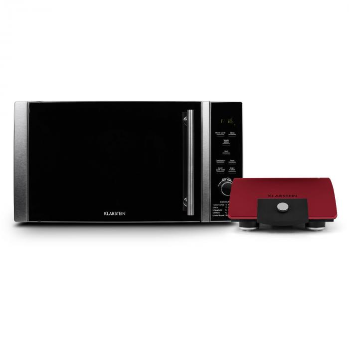Luminance Prime Set Forno a Microonde & Grill Buddy