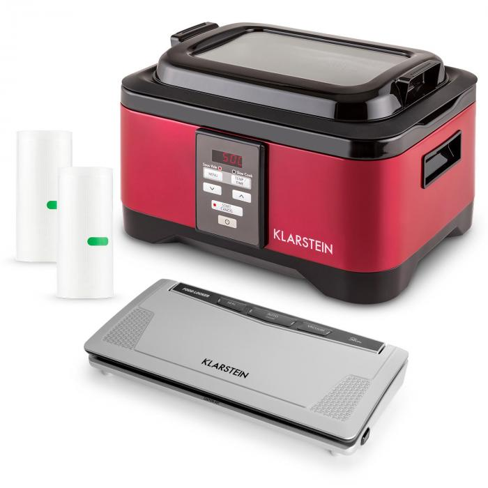 Tastemaker Sous Vide FoodLocker Slim Set