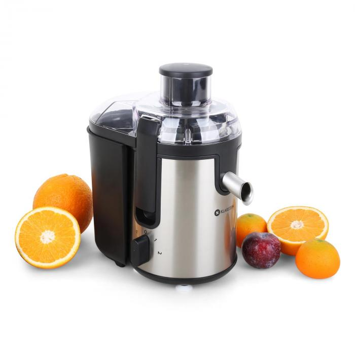 fruit tornado centrifugeuse extracteur de jus 400w inox. Black Bedroom Furniture Sets. Home Design Ideas