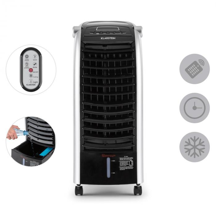 Ice Pack Air Coolers : Maxfresh bk fan air cooler l w remote control ice
