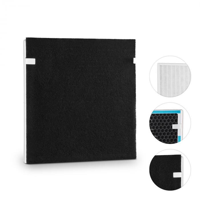 3 In 1 Filter Hepa Filter Activated Carbon Filter Vita