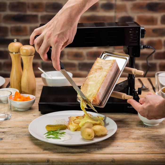 Appenzell 2g Traditional Raclette Grill 600 W Floor Mounted