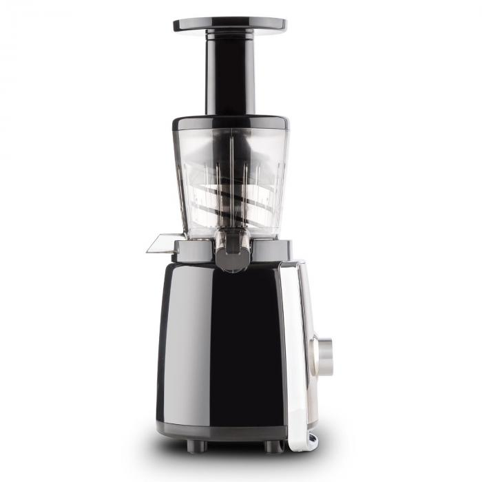 Slow Star Juicer Reviews : Sweetheart Juicer Slow Juicer 150W 32 RPM Chrome Silver Klarstein